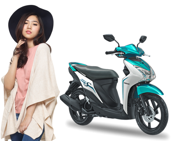 Harga Terbaik Kredit Motor Yamaha New Mio S 125 DP Murah Cicilan Ringan