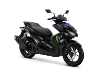 kredit motor yamaha aerox 155 monster energy