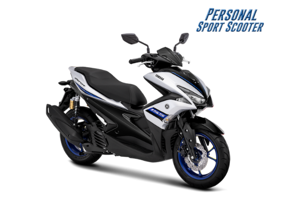 Kredit Motor Yamaha Aerox 155 R