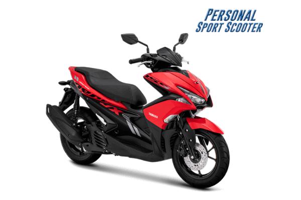 Kredit Motor Yamaha Aerox 155 Standar