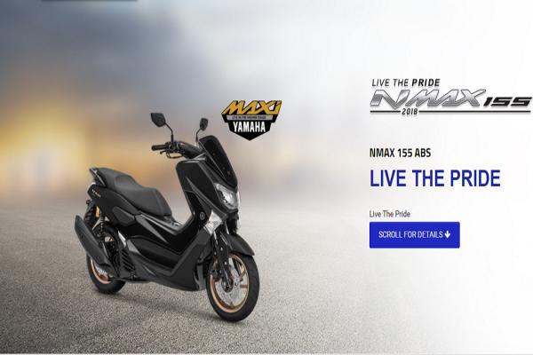 Kredit Motor Yamaha Nmax Diskon Angsuran 5 Bulan