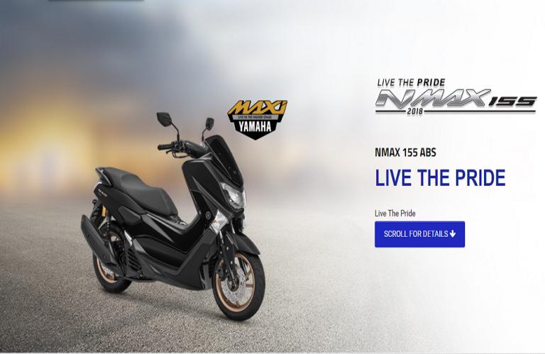 Promo Kredit Motor Yamaha Nmax Diskon Angsuran 5 Bulan DP ...
