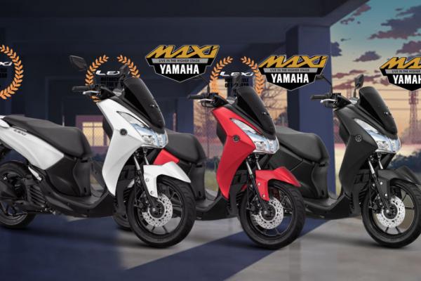 Kredit Motor Yamaha Lexi 125 Diskon Angsuran 5 Bulan