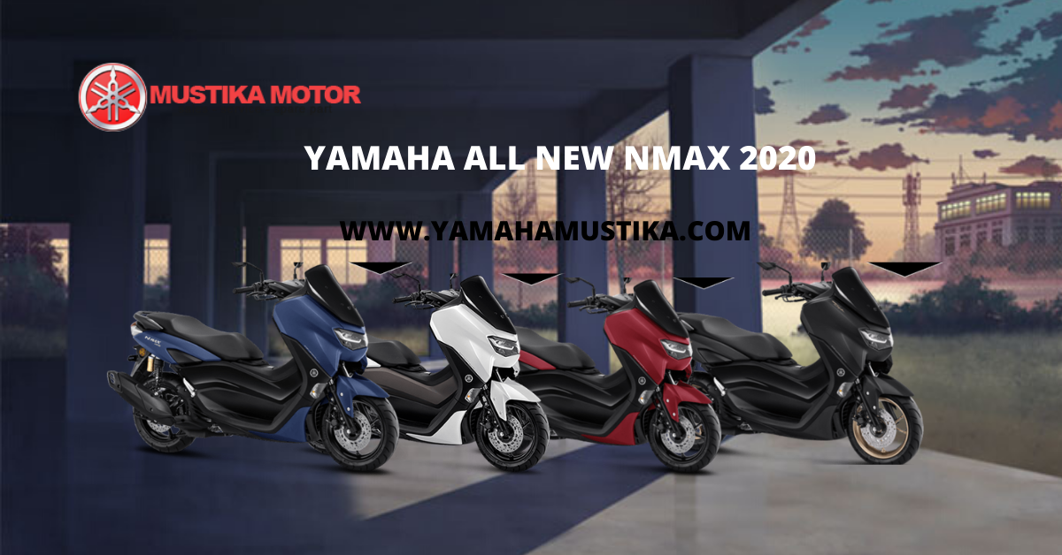Promo Yamaha All New Nmax 2020 DP Ringan