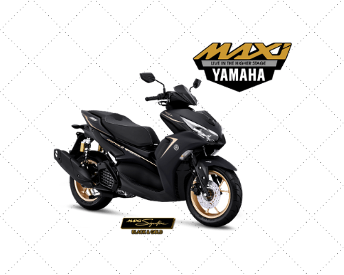 Kredit Motor Yamaha New Aerox 155 ABS Connected