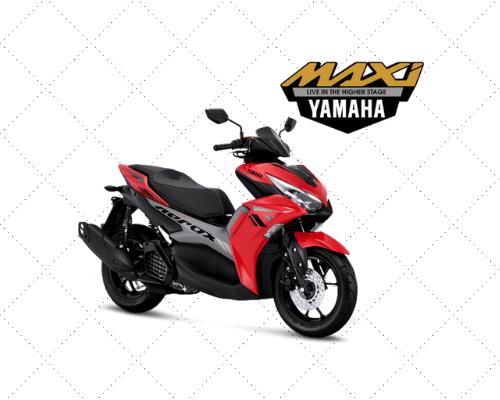 Kredit Motor Yamaha New Aerox 155 Standar Connected